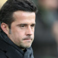 Marco Silva opens up on Everton's left-back crisis before Wolves
