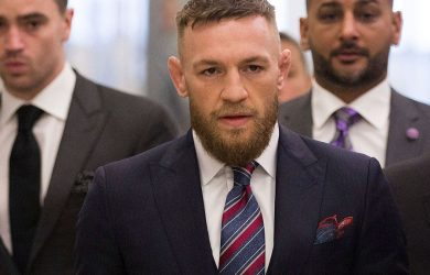Report: Conor McGregor investigated over sexual assault allegation in Ireland