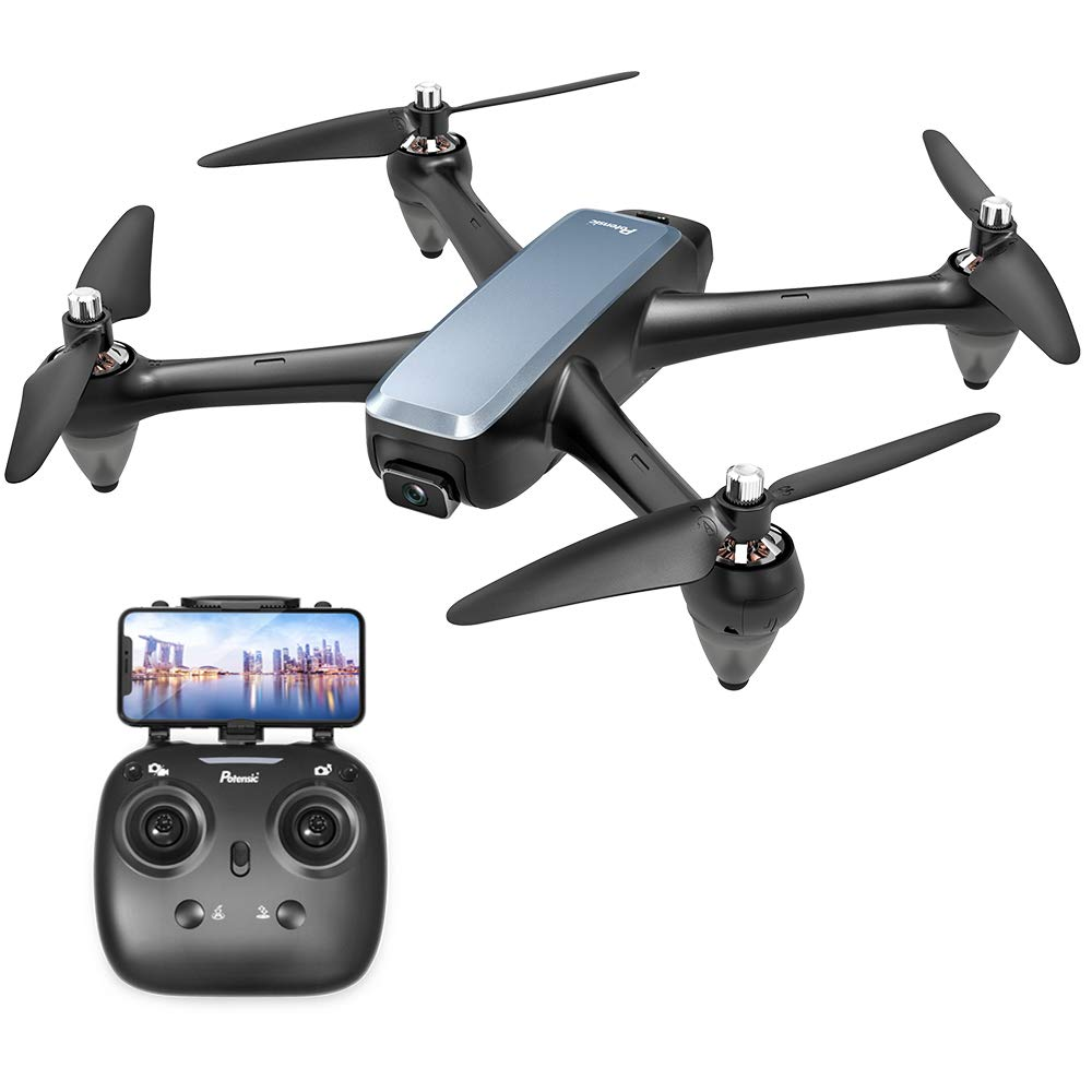 Drone Potensic D60: the best drone for everyone