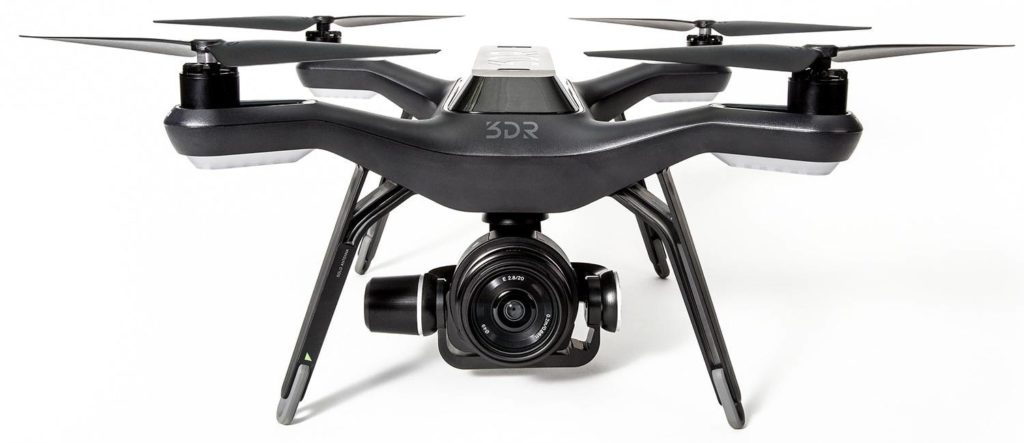 3DR Solo Quadcopter - Compatible with GoPro