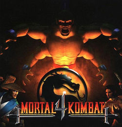 Mortal Kombat 4 Free download full game for PC