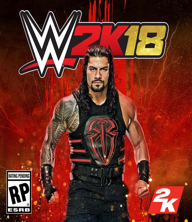 WWE 2K18 PC Game Free Download Full Version-Repack