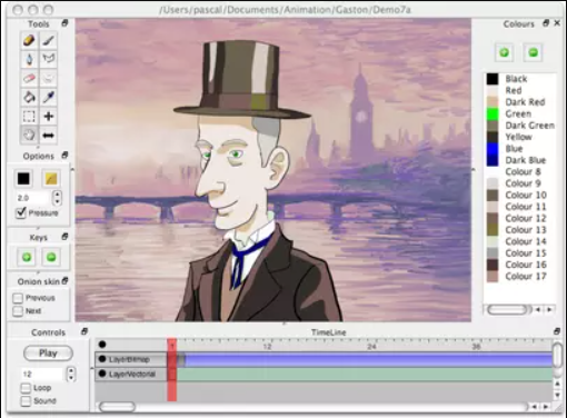 Pencil2D Animation Software
