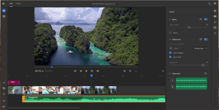 Video editing software 2020 for YouTube