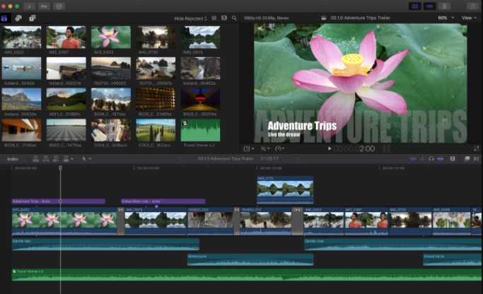 Professional Video Editing Software 2020/2021