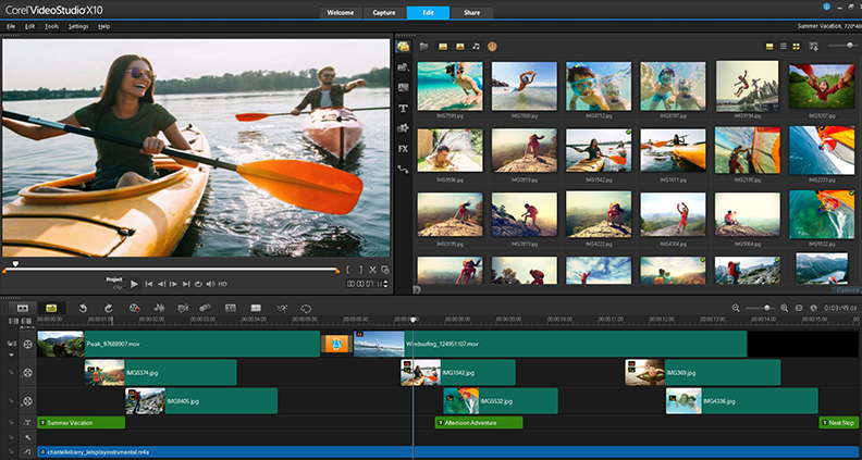 2020 Video Editing Software for Professionals