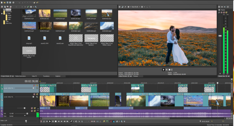 Video editing software for Beginner's