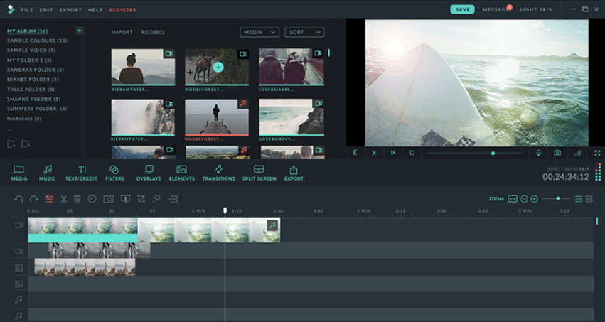 Video editing software for Beginner 2020