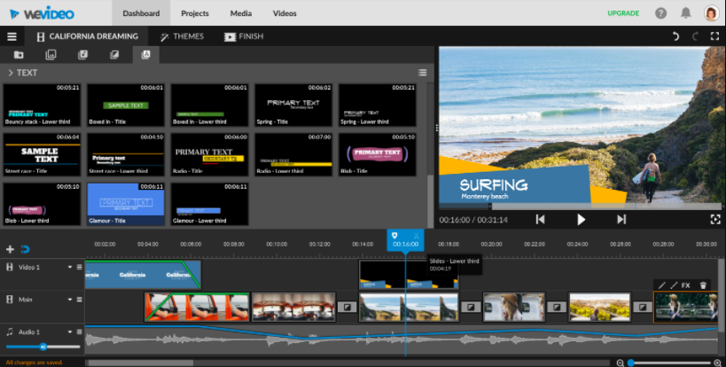Best of Beginner's Video editing software in 2020