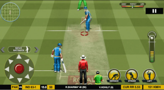 Real Cricket 2020 Download for PC