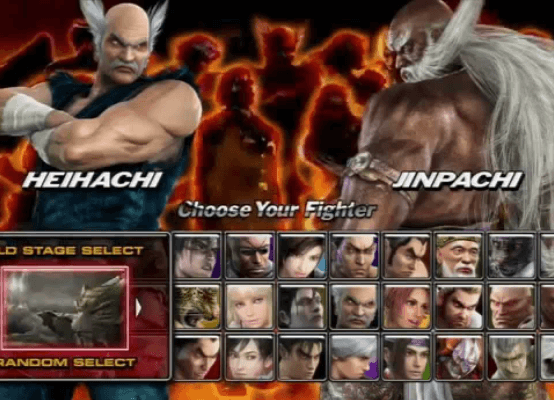 Tekken 5 Free Download for PC Full Version
