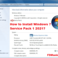 How to Install Windows 7 Service Pack 1 2021